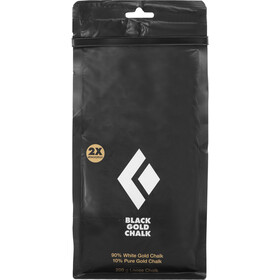 Black Diamond Black Gold - Magnesio - 200g negro